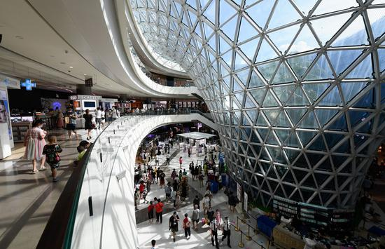 China Duty Free Group forecasts profits surge in H1