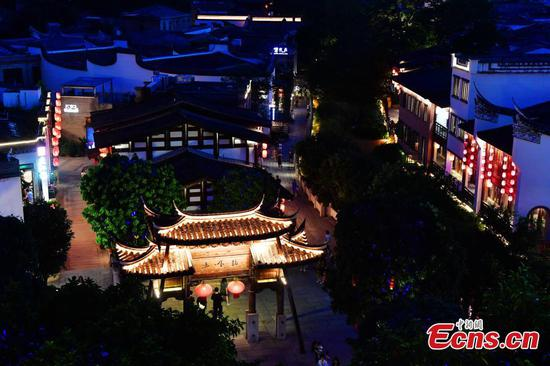 Magnificent ancient house shows history and culture of Fuzhou