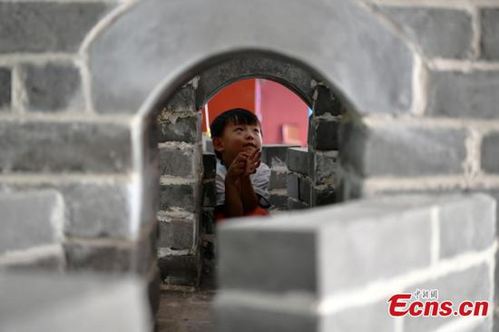 In Pics: Inheritance of Chinese black bricks baking techniques