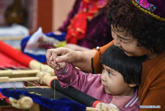 Xinjiang sets great store by preservation of cultural treasures