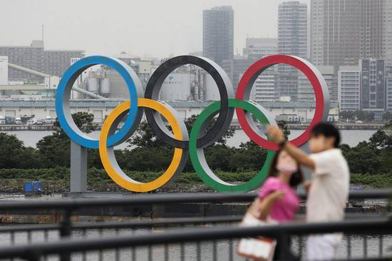Tokyo Olympics cancellation 'never an option,' says Bach