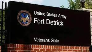 Rejecting to answer? No, the truth is Fort Detrick can't make a reply