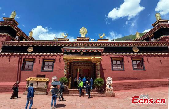 Tibetan culture reflected in Dege Sutra Printing House