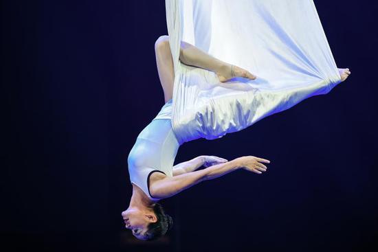 China Hammock Dance Championships held in Tianjin