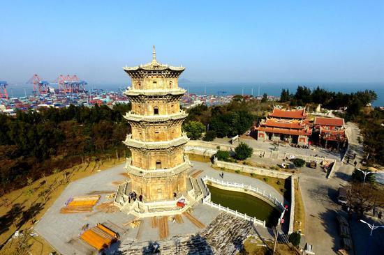 China's Quanzhou added to UNESCO World Heritage List