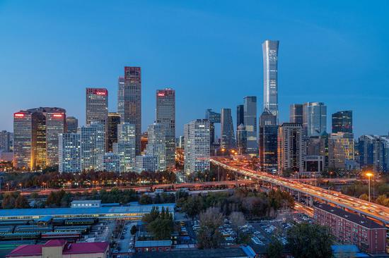 Beijing's foreign trade hits record high in H1