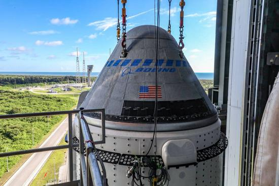 Boeing's Starliner set to launch to space station this week