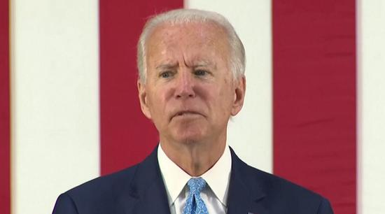Biden said to Trump: Your promises, predictions, wishful thinking pulled out of thin air