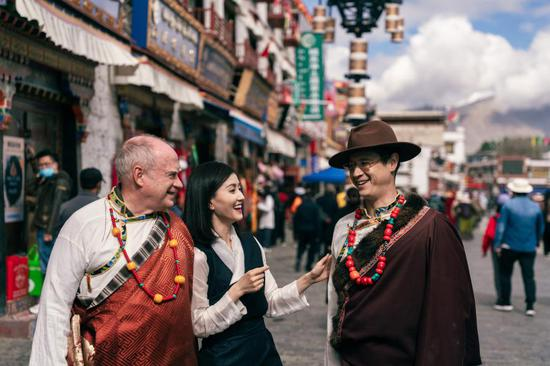 New Tibet, the rising 'Roof of the World'