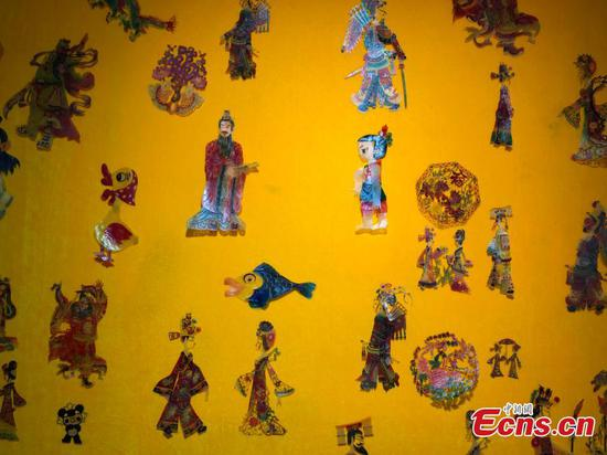 Inheritor brings Chinese shadow play to life with exquisite craftsmanship