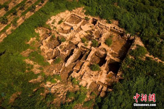 World's earliest coin workshop found in central China's Henan