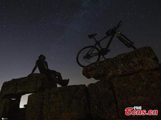 Perseid meteor shower 2021 reaches its peak