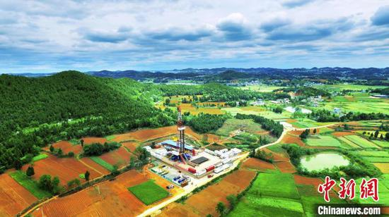 Proven natural gas reserves in China's Sichuan Basin exceed 100 bln cubic meters