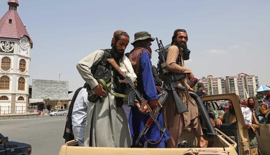 Top U.S. general calls Afghan war 'strategic failure'