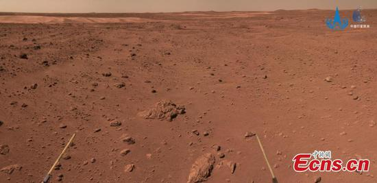 China's Mars rover Zhurong complete its predetermined mission