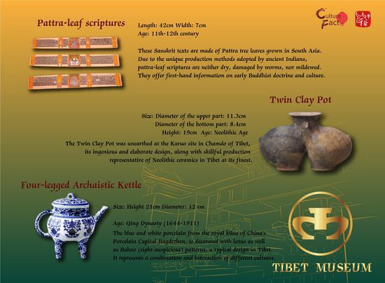 Cloud Trip to Museum(6): Tibet Museum