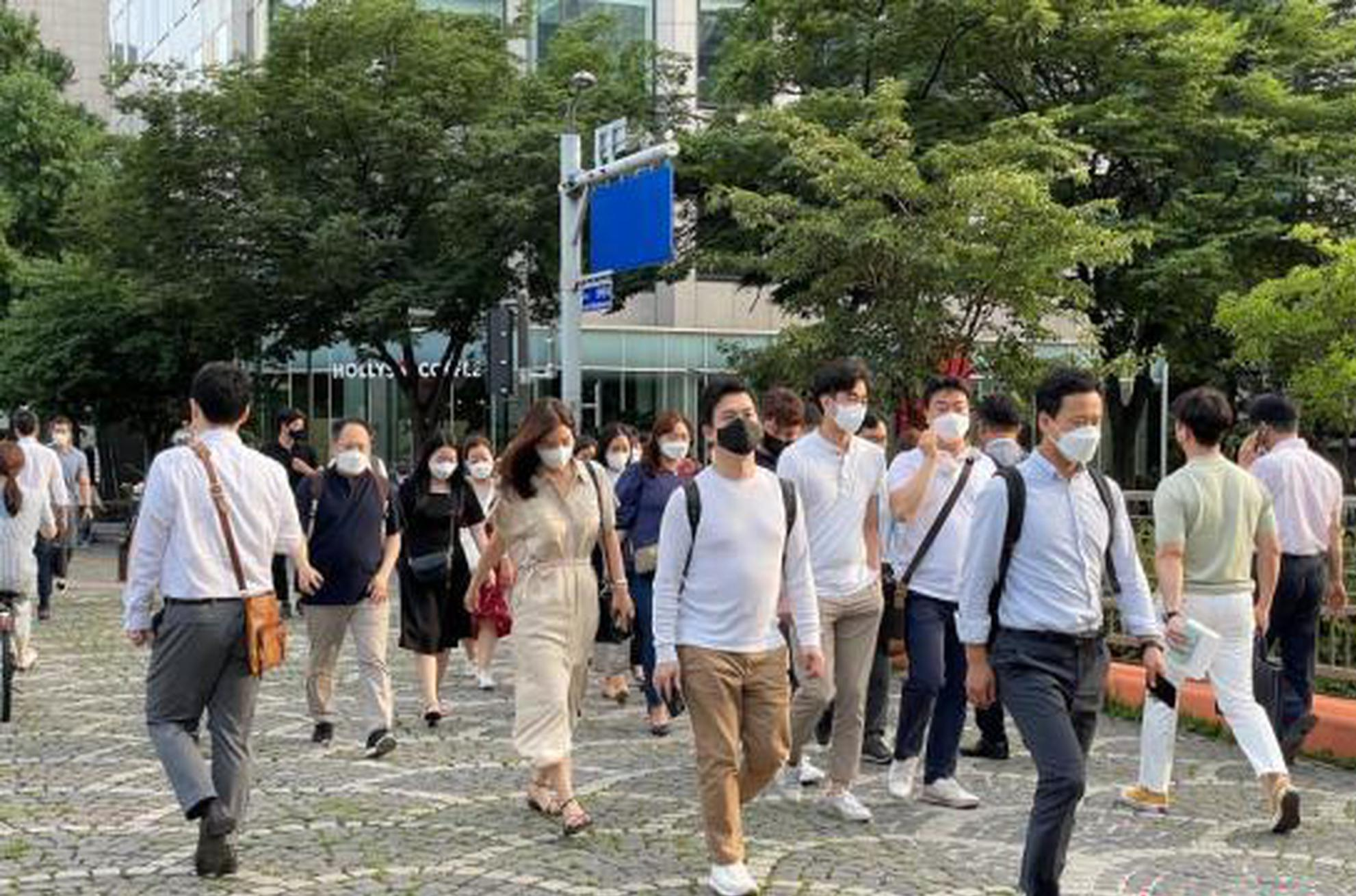 S.Korea reports 3,062 new cases of COVID-19 variants in past week