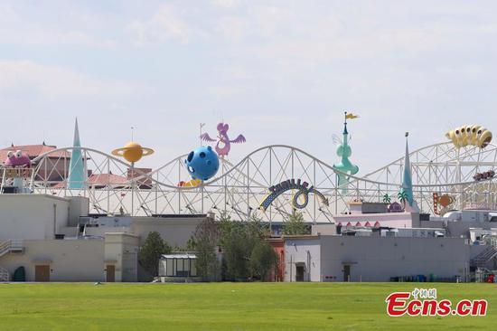 Universal Beijing Resort to make trial operation in Sept