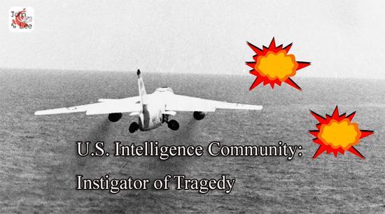 U.S. Intelligence Community: Instigator of tragedy