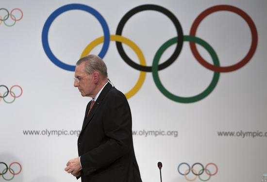 Former IOC president Jacques Rogge passes away at 79