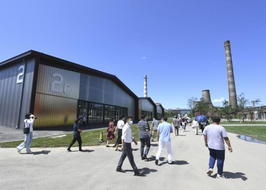 China's services trade fair boasts over 4,000 online exhibitors