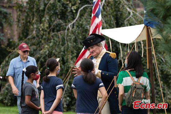 New York holds activities to mark Battle of Brooklyn