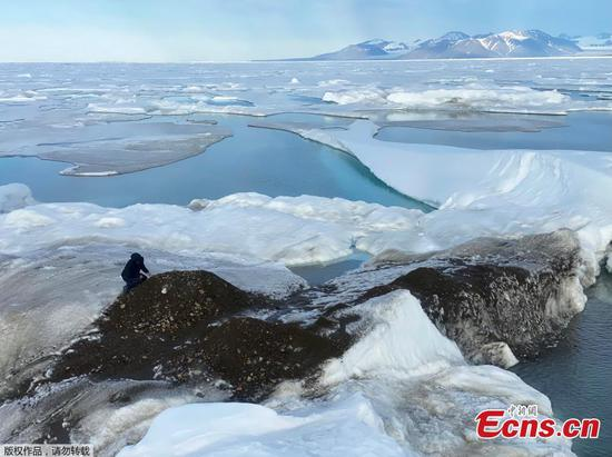 Greenland expedition discovers 'world's northernmost island'