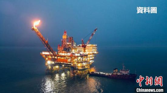 China launches offshore CO2 storage project