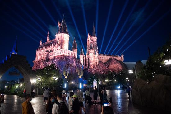 Universal Beijing Resort to open on Sept. 20