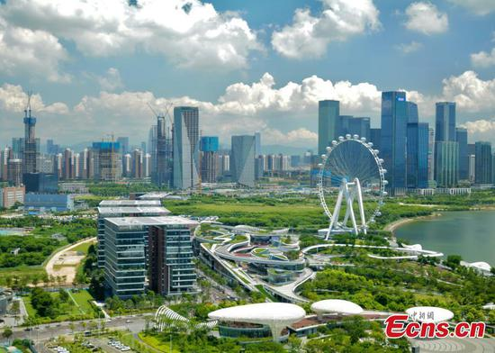Shenzhen's Qianhai zone to be expanded to boost cooperation
