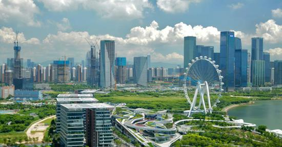 China's Qianhai zone to pilot cross-border RMB innovation first: official