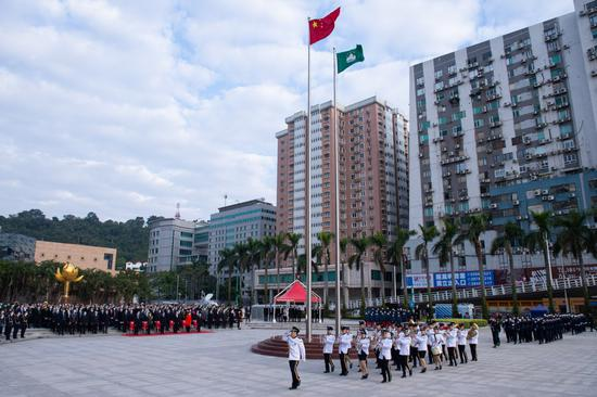 Macao SAR chief executive appoints seven members to seventh Legislative Assembly