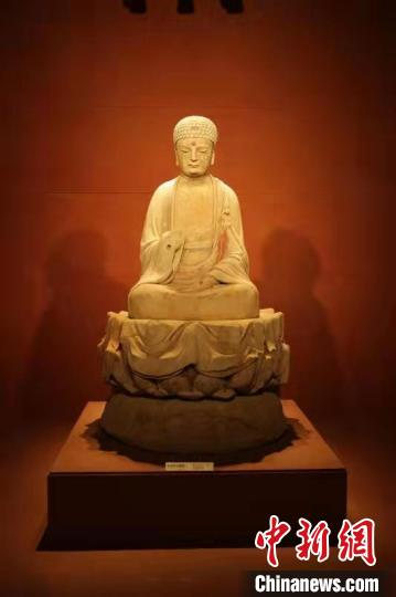 The cultural relic that will be showcased at the National Museum of China. (Photo/China News Servica)