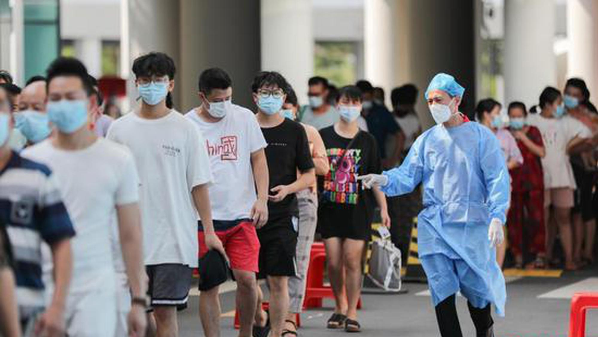 Chinese mainland reports 28 new locally transmitted COVID-19 cases