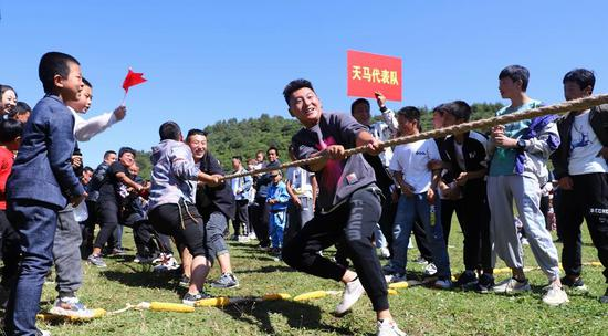 Distinctive competitions add charm to Farmer's Festival
