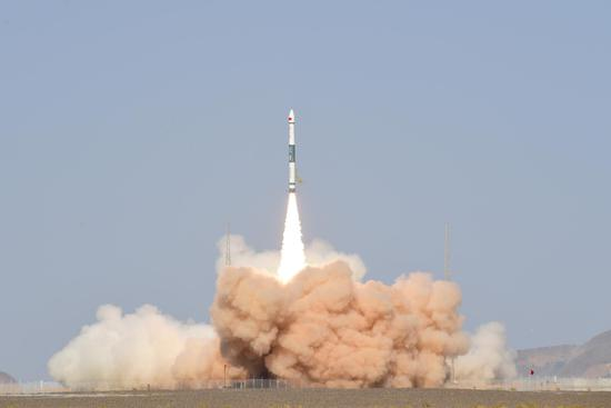 China launches new satellite