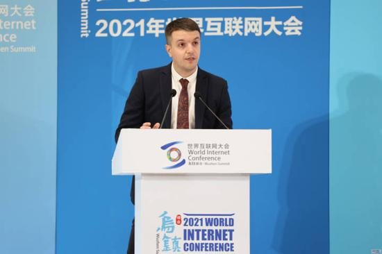 Foreigners recount anti-pandemic experiences in China at 2021 World Internet Conference