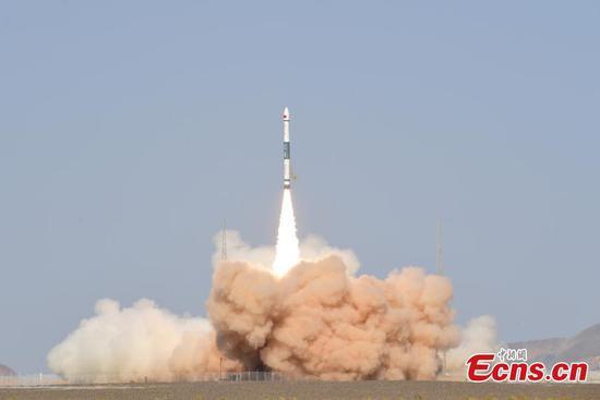 China launches Jilin-1 Gaofen 02D satellite