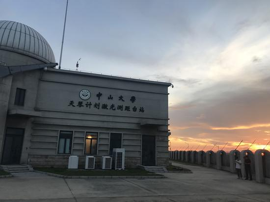 China unveils gravitational-wave research center in Guangdong