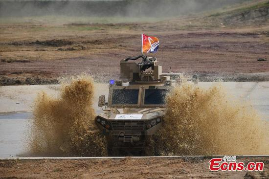 Highlights of 2nd day of Airshow China 2021: eye-catching air&ground equipment