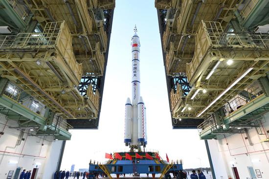 Shenzhou XIII to be launched soon