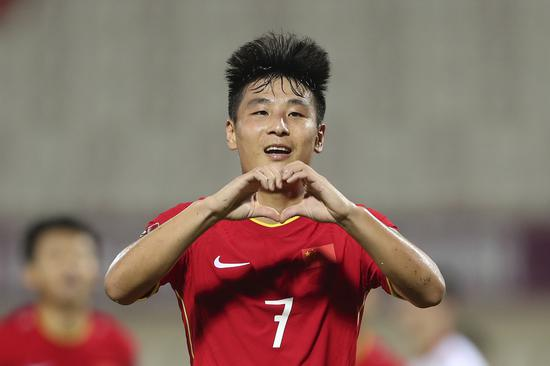 China beats Vietnam in World Cup Qualifier