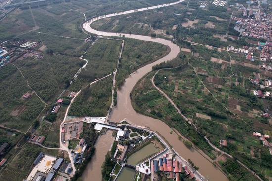 Cangzhou integrates water conservancy with Grand Canal culture