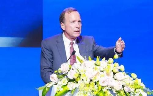 (W.E. Talk) Neil Bush: How should U.S. react to a rising China?