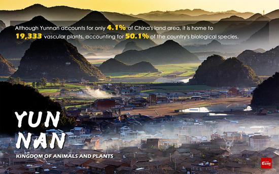 COP15: Why is it held in Yunnan Province?