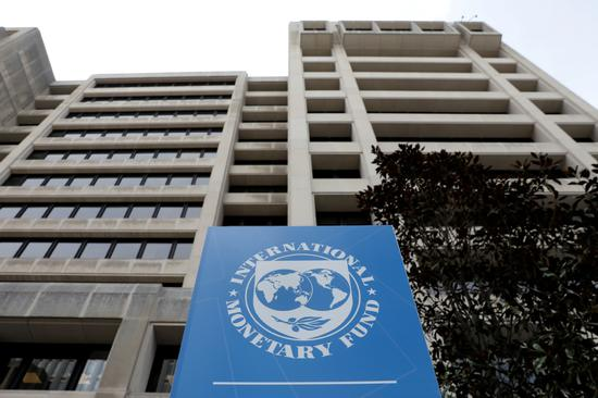 IMF: China's 2021 growth moderates to 8%