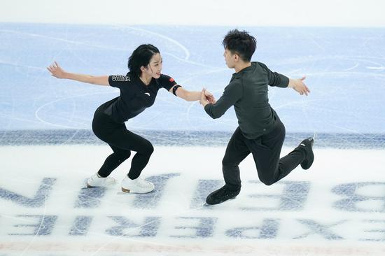 Tests underway at Beijing 2022 venue Capital Gymnasium