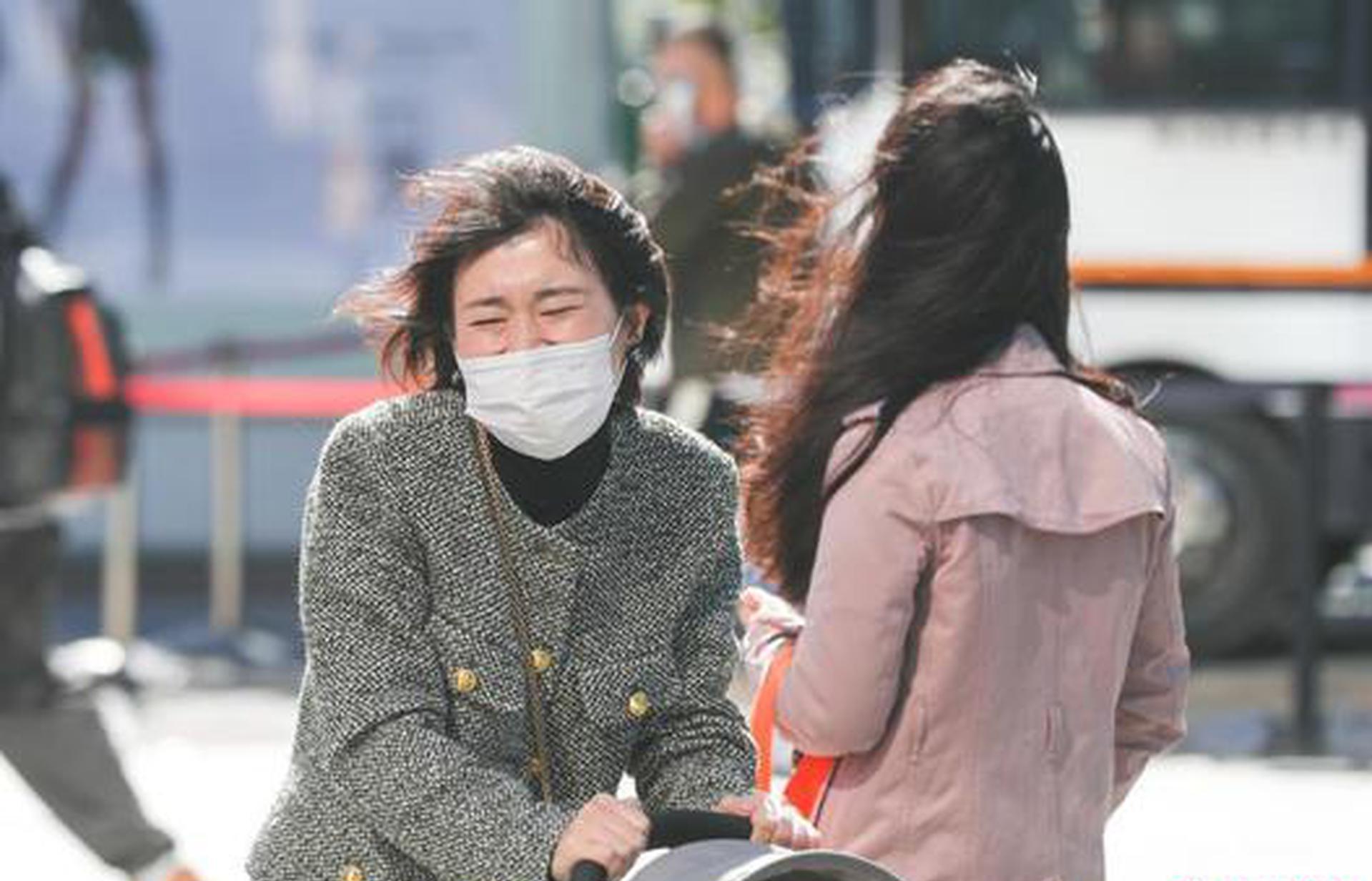 China renews blue alert for cold wave