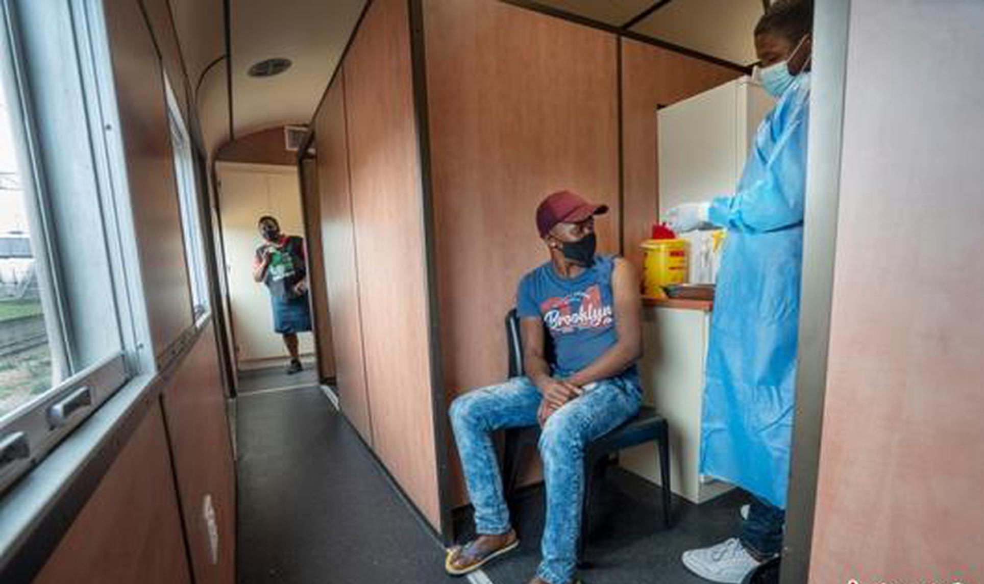 Africa's COVID-19 cases surpass 8.41 mln: Africa CDC