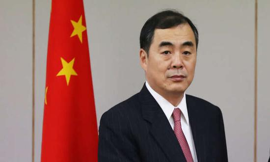 Chinese Ambassador to Japan proposes four directions for efforts over bilateral ties